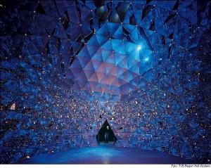 Fontes de águas Artificiais Swarovski Crystal Worlds5  .jpg