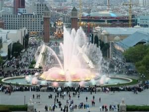 Fontes de águas  Montjuic5  .jpg