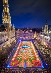 Viajar para Bruxelas praça .jpg