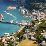 Ilha de Capri Gruta Azul